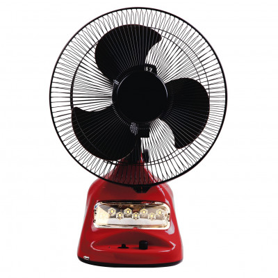 AC DC Rechargeable Oscillating Fan